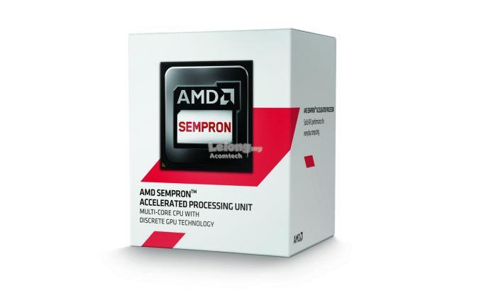 AMD Athlon 5350 AD5350JAHMBOX 2.05 GHz Quad-core