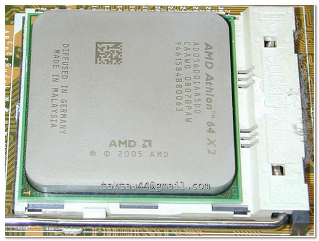 Amd Athlon 64 X2 Dual Core Processor 5600 Драйвера Windows 7