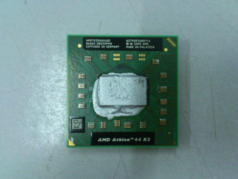 AMD Athlon 64 X2 TK55 1.8Ghz Processor for Notebook 031013