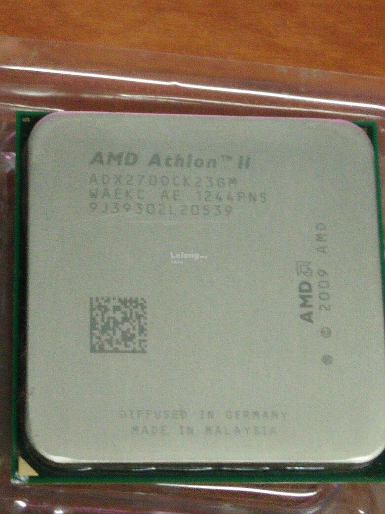 AMD Athlon II x 2 270