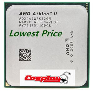AMD Athlon II X3 445 3core  3.1 ghz AM3 CPU / Processor