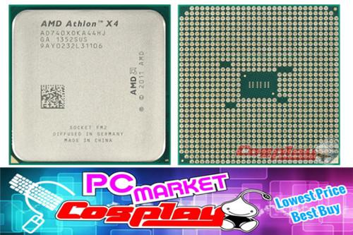 AMD Athlon x4 740 4 Core 3.2Ghz Socket FM2 Processor