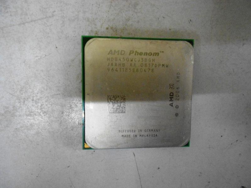 AMD Phenom X3 8450 2.1Ghz AM2 Processor 260313