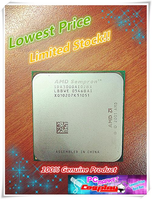 Amd  Sempron 3000+ 1.8GHz Limited Stock