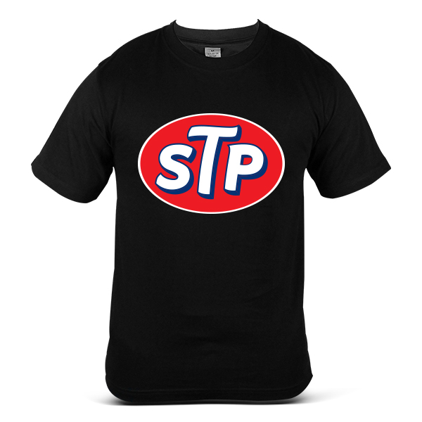 American STP Motorcycle Motor Bike Oil Fuel 100% Cotton Unisex T Shirt