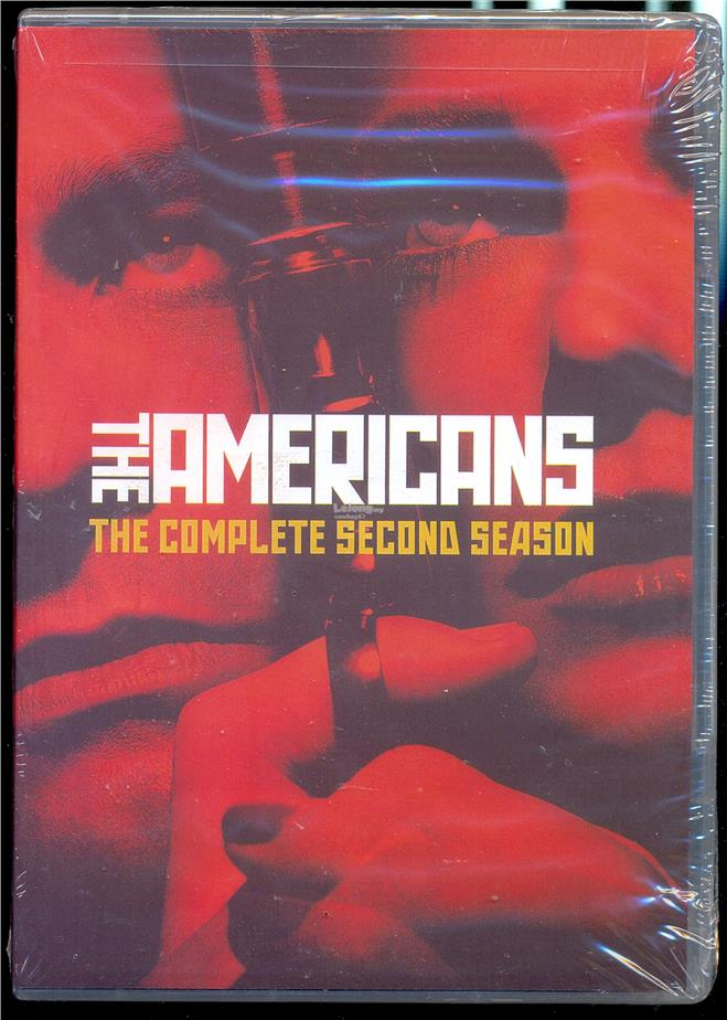 The Americans - The Complete Second Season - New DVD