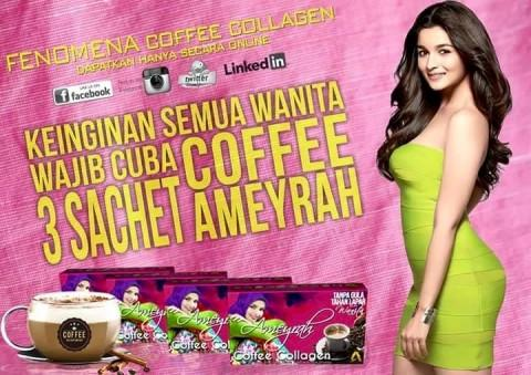 AMEYRAH COFFEE COLLAGEN