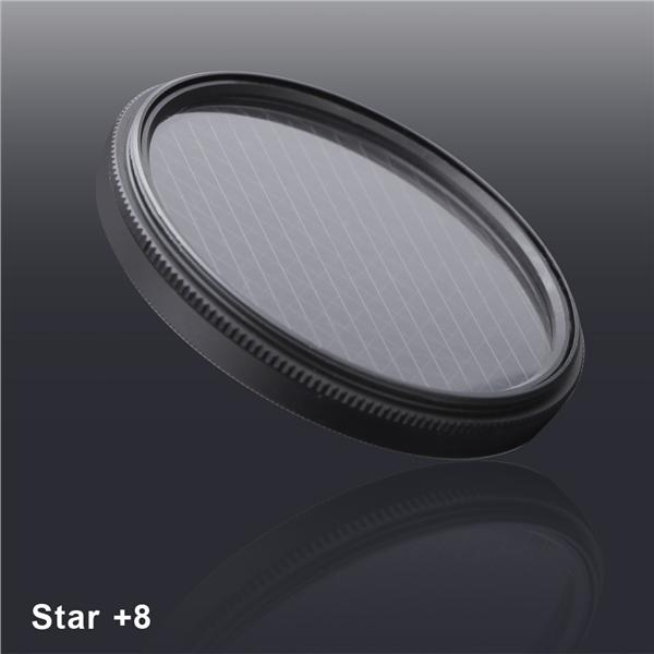 Andoer 77mm UV+CPL+Star8+Close-up (+1 +2 +4 +10) Photography Filter
