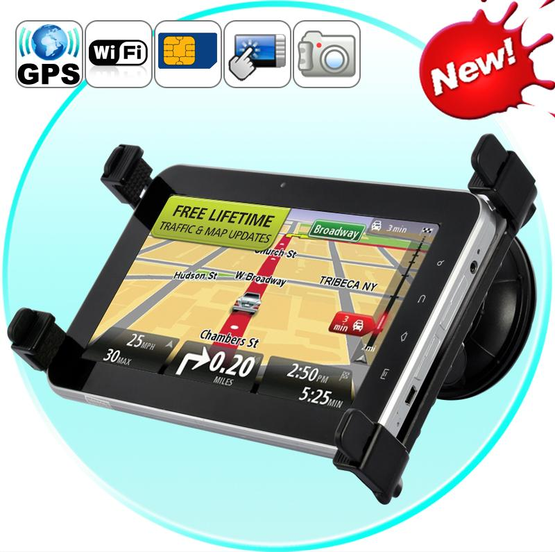 Android Tablet Phone with GPS - Sirius -3-in-1 7 Inch Tablet PC +Porta