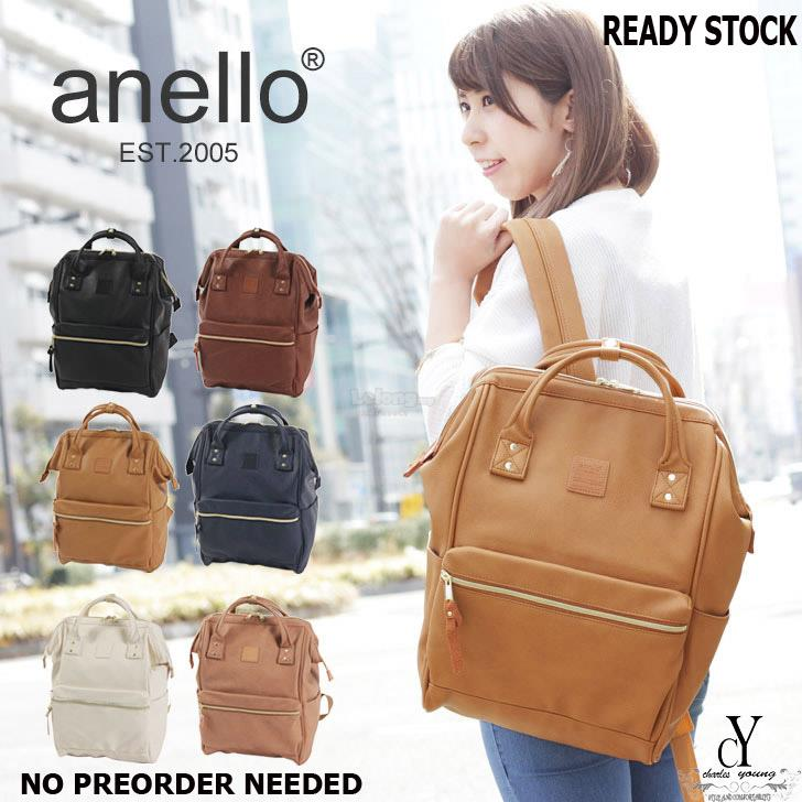 ANELLO,LEATHER,BAG,PU,SKIN,KULIT,WATERPROOF