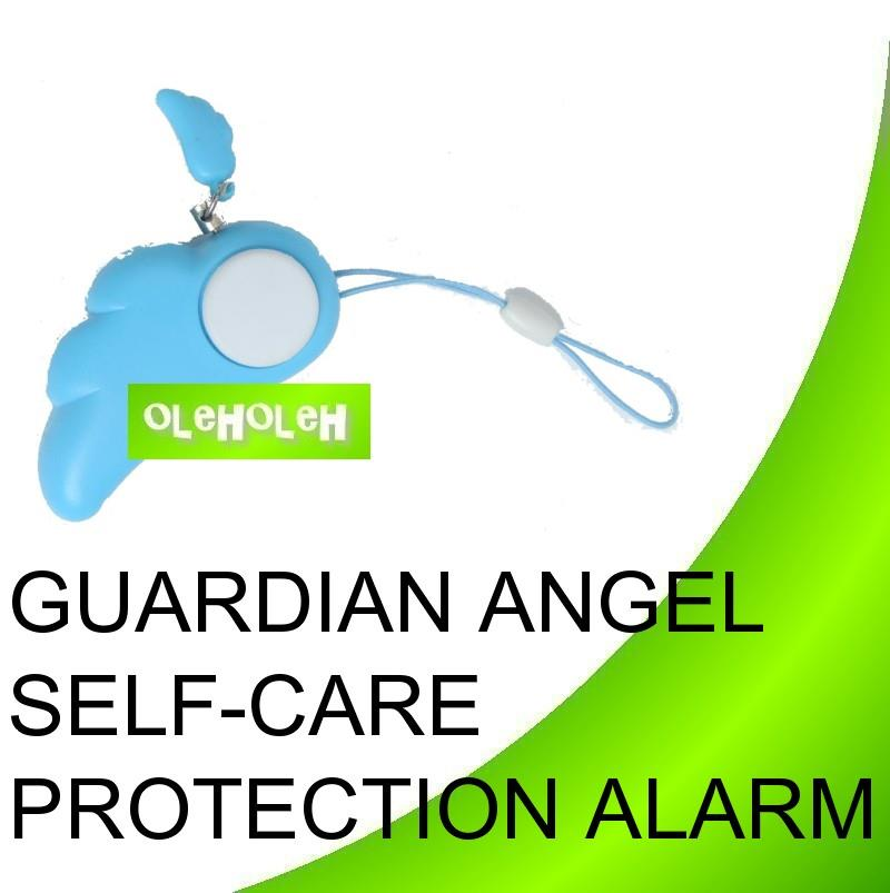 Angel Female Women Kid Old man Self Care Protection Personal Alarm