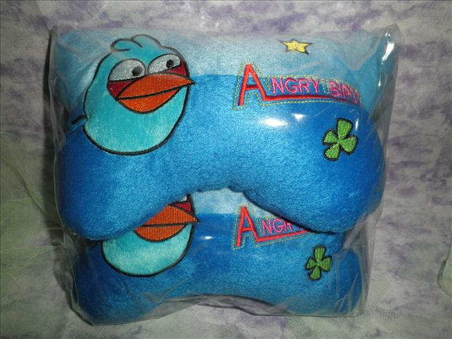 angry bird neck cushion C917-B