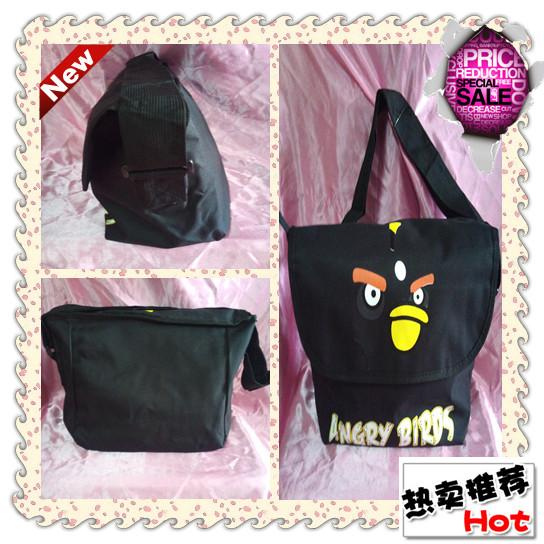 Angry Bird Tuition Bag'Black ( New Arrive )