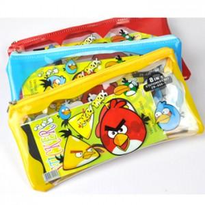 Angry Bird~New Type Student Stationery Set
