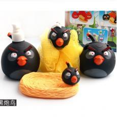 Angry birds bathroom set