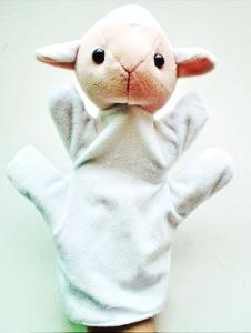 Animal Hand Puppet - Sheep