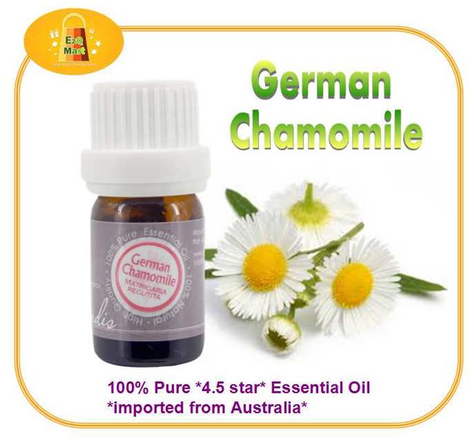 AnnaParadis GermanChamomile  EssentialOil-4.5S*import from Australia*