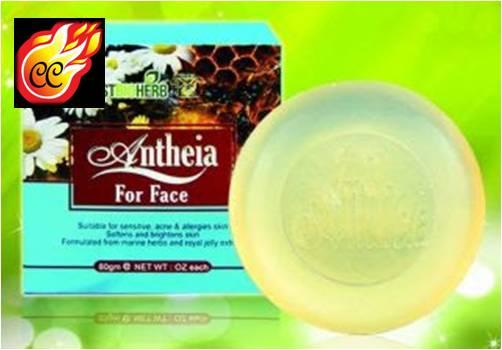 Antheia Soap for Face by Jamu Ratu Malaya