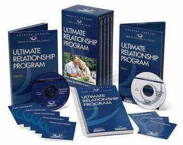 Anthony Robbins & Cloe Madanes - Ultimate Relationship Program English