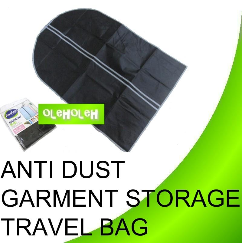 Anti Dust Garment Storage Bag Travel Clothes Protector Storage Bag