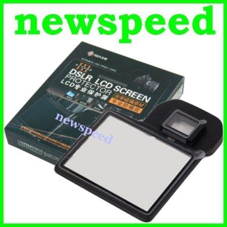 New Anti Scratch Glass LCD Screen Protector GGS III for Canon 50D 40D
