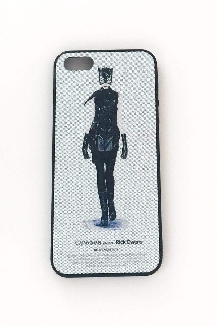 Anti-shock Premium Casing Cat Woman Iphone 6