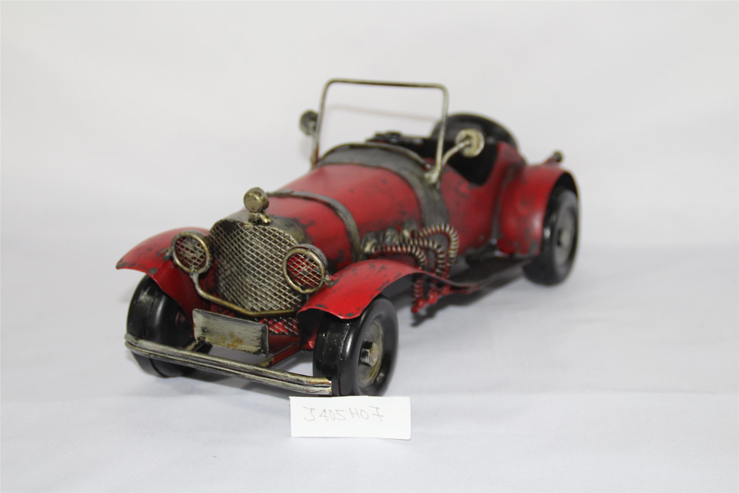 Antique Car Collection Model