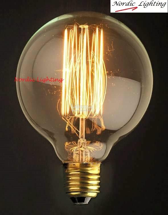 Antique Edison Bulb G95 ( BT-BULB-G95 )