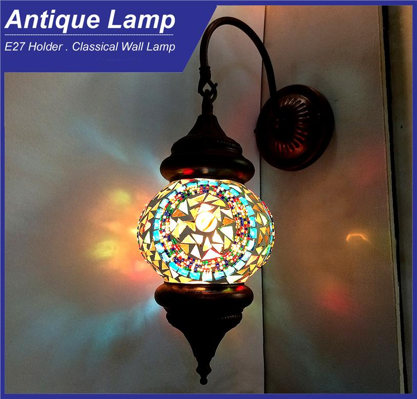 Antique Wall Lamp Classical WLSB959