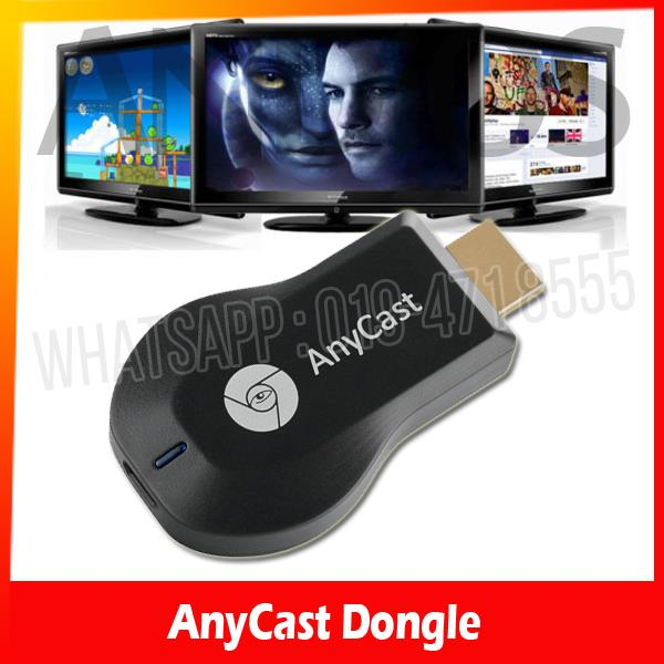 AnyCast M2 Plus Mini Wi-Fi Display Dongle Receiver Miracast Airplay