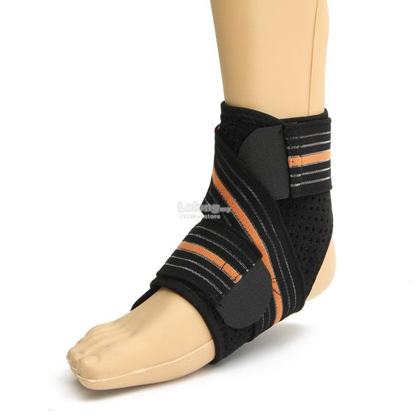 Aolikes Outdoor Spors Foot Sprain Prevention Injury Orthotic Wrap Neop