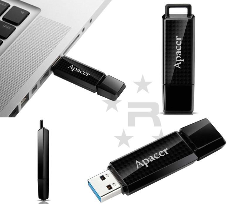 Apacer AH325 USB Flash Drive 3.0 - 16GB - rmtlee