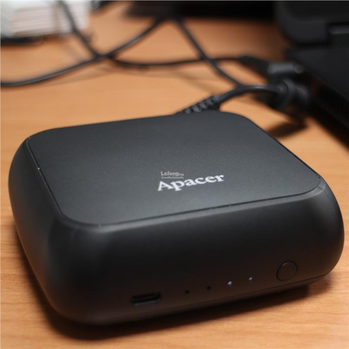 APACER B222 11400MAH LAPTOP POWER BANK  (APA-B222)