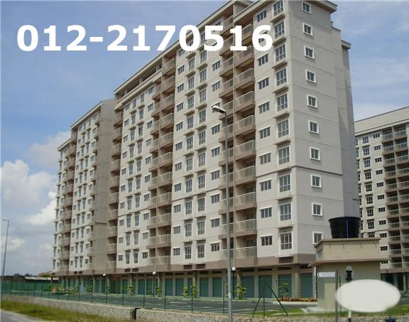 Apartment for Sale - Pangsapuri Cahaya Permai