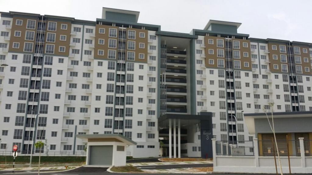 Apartment: Seri Baiduri Apartments, Setia Alam