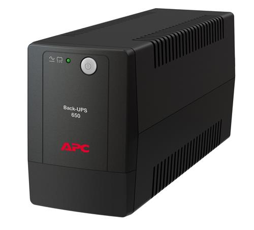 APC BX650LI-MS 650VA UNINTERRUPTIBLE POWER SUPPLY(UPS)