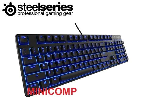 Apex m500 Keyboard Steelseries
