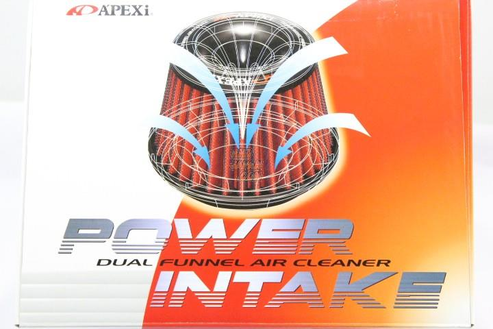 Apexi Kn Filter Open Pod 3.0' come with adapter