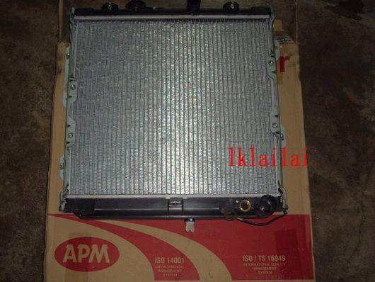 APM Saga / Iswara [Manual] Radiator