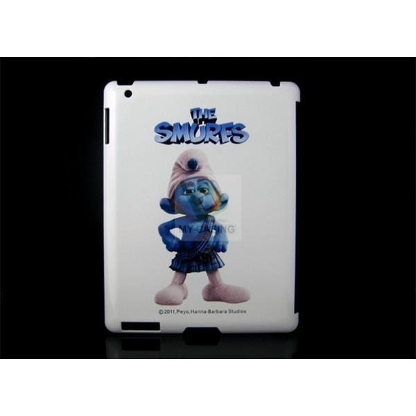 Apple iPad 2 The Smurfs - Gutsy Cover ipad case