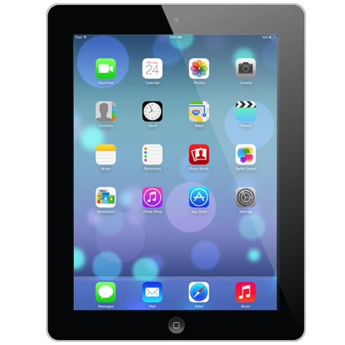 Apple iPad 3 WiFi 32GB Black (Free Tempered Glass)
