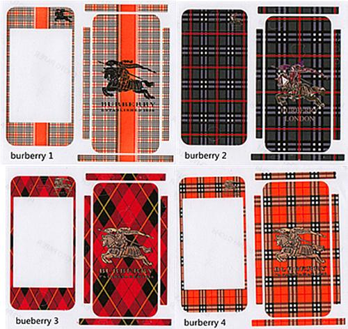 Apple iphone 3/3G/4/4s/5/5c/5s/6 4.7/6plus phone deco sticker