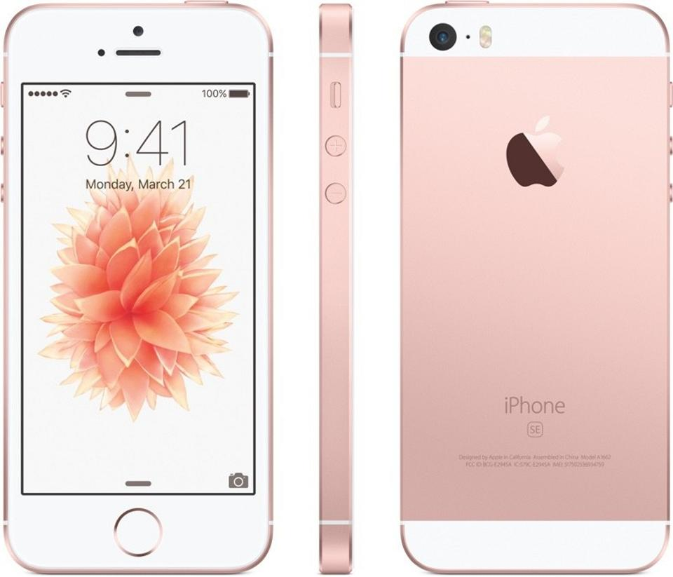 Apple Iphone 5s Rose Gold