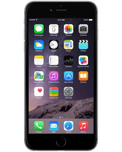 Apple iPhone 6 Plus - Original Set - iOS 8, Dual-core 1.4 GHz Cyclone