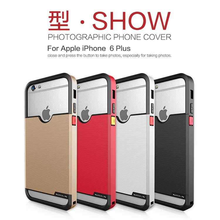 Apple iPhone 6s Plus Nillkin Shield Show Photographic Series Cover