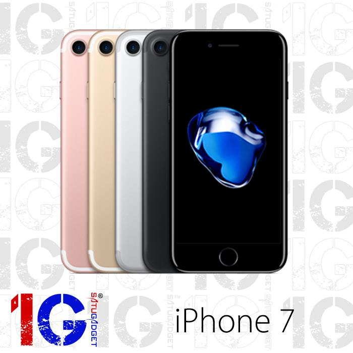 Apple iPhone 7 - 1 Year Official Warranty by Apple Malaysia