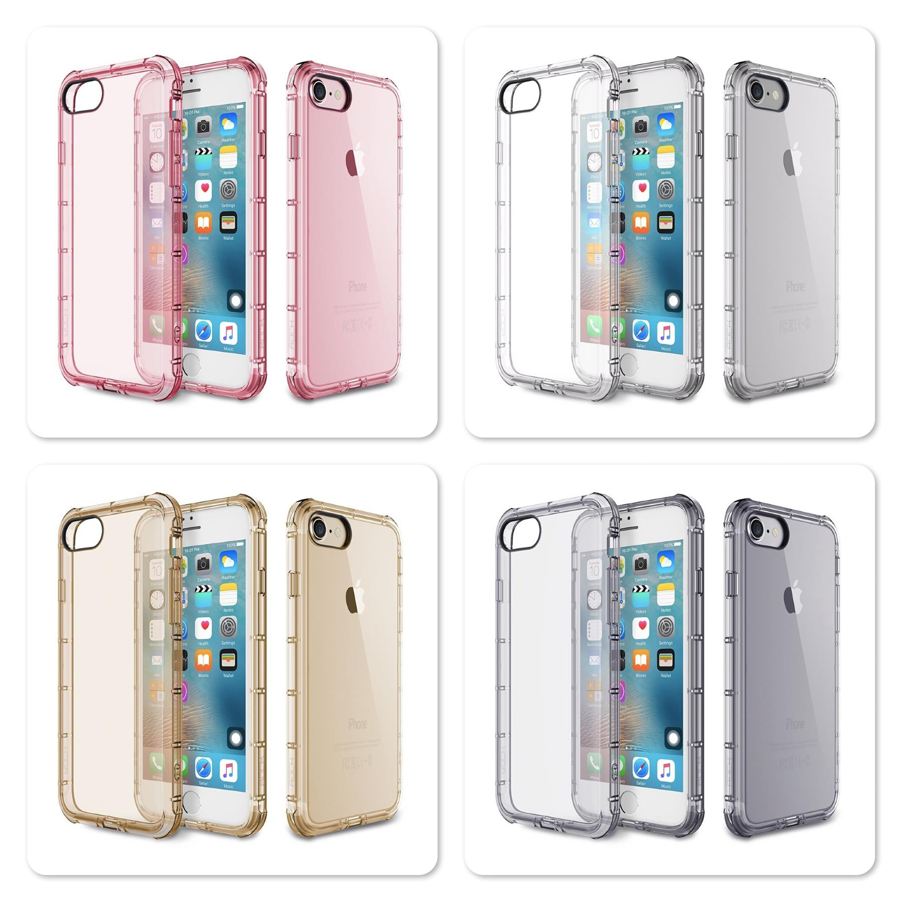 Apple iPhone 7 4.7' Rock Fence series Protective Case