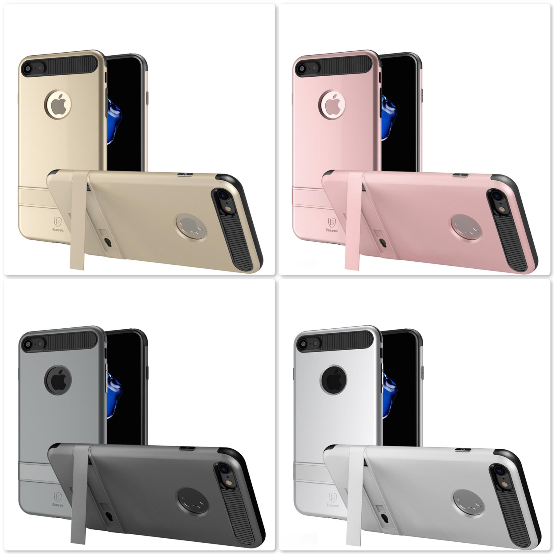 Apple iPhone 7 Baseus iBracket series Dual Layer Protective Case Stand