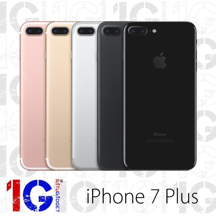 Apple iPhone 7 Plus - 1 Year Official Warranty by Apple Malaysia