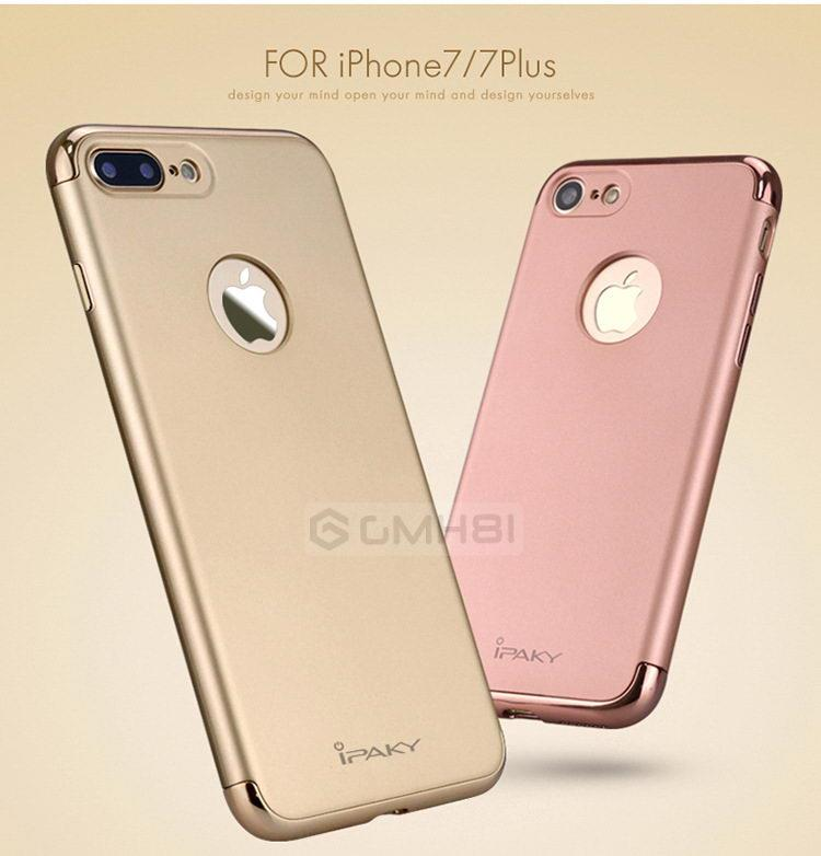 Apple iPhone 7 Plus Ipaky Plating Slim Style Armor Bumper Cover Case
